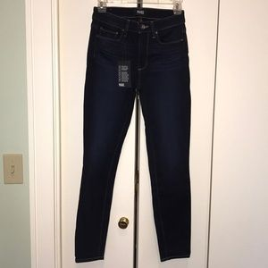 Paige Hoxton Ankle, High Rise skinny jeans.